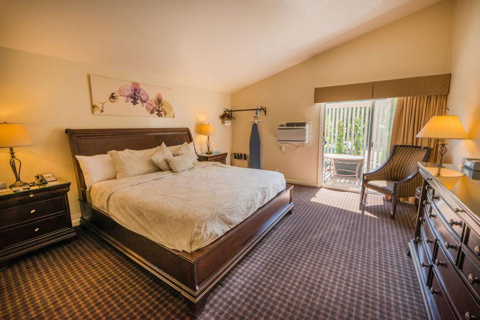 Executive Suite | Bedroom