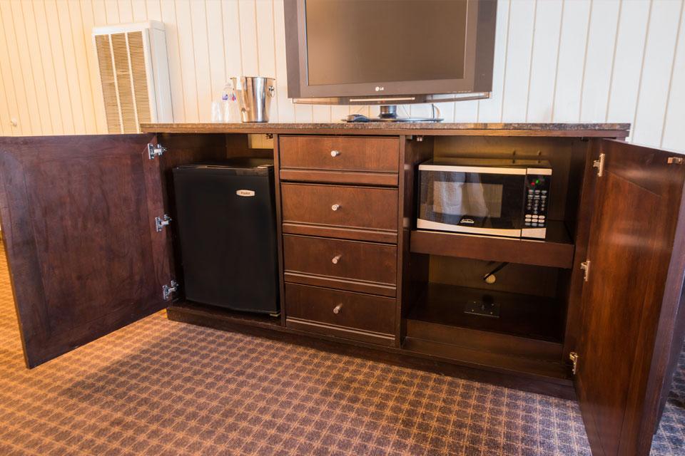 Standard King Bed Cabinet