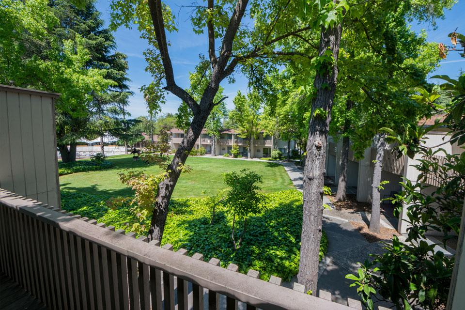 Garden View King Suite | Frontview